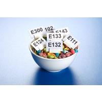 E-132 - Indigotine (carmin d'indigo)