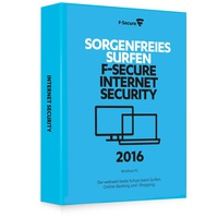 F-Secure - Internet Security 2016
