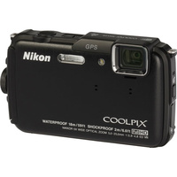 Nikon - Coolpix AW110
