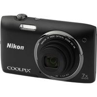 Nikon - Coolpix S3500