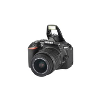 Nikon - D5500 + AF-S DX NIKKOR 18-55mm 1:3.5-5.6 G VR II