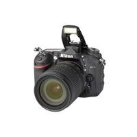 Nikon - D7200 + AF-S DX Nikkor 18-105mm 1:3.5-5.6 G ED VR
