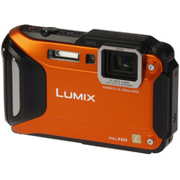 Panasonic - Lumix DMC-FT5