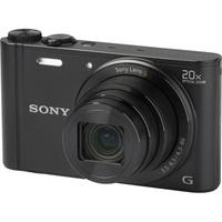 Sony - Cyber-shot DSC-WX300