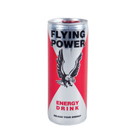 Flying Power - Energy Drink
