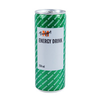 M-Budget - Energy Drink