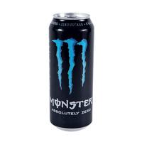 Monster Energy (bleu) - Absolutely Zero