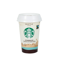 STARBUCKS - Discoveries Seattle latte
