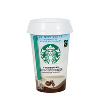 STARBUCKS - Skinny latte