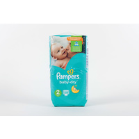 PAMPERS - Baby Dry 2