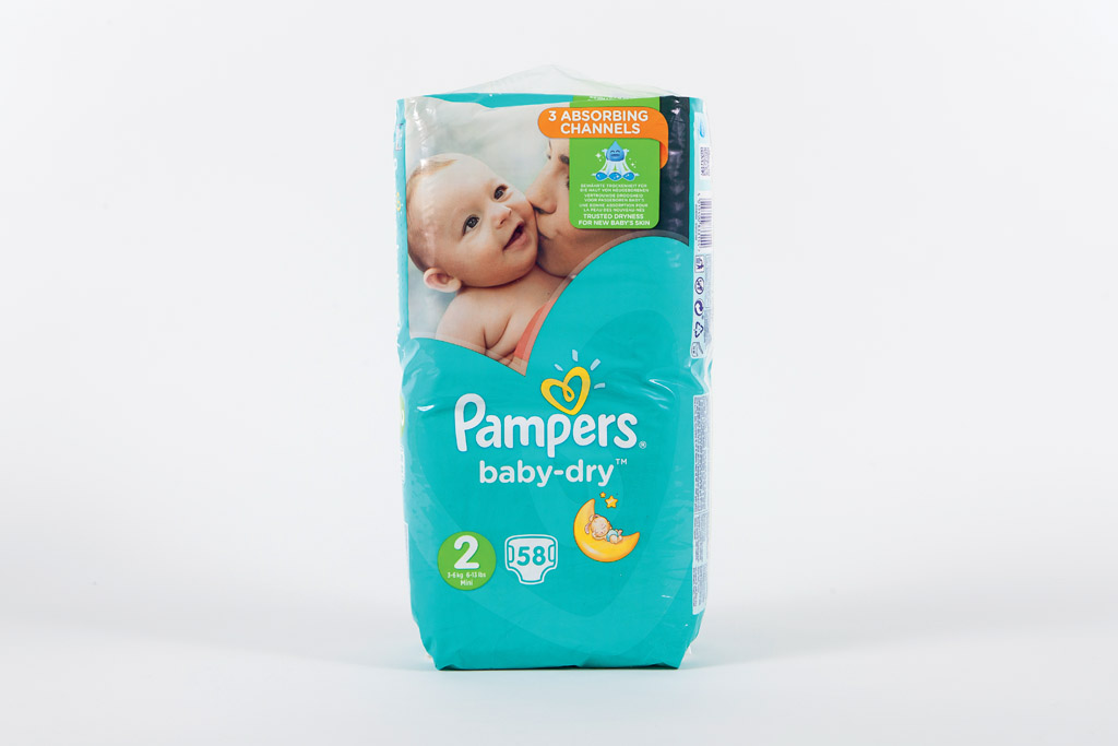 Produit pampers baby dry 2 frc - Couches culottes pampers ...