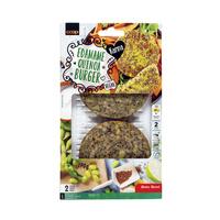 KARMA - Edamame Quinoa Burger