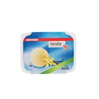 DENNER - Glace vanille
