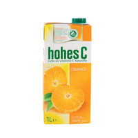 HOHES C  - Orange 100% Jus