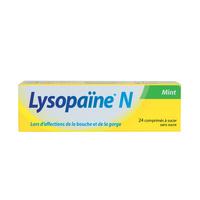 BOEHRINGER - Lysopaïne N