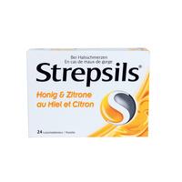 STREPSILS - Miel & Citron