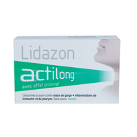 VIFOR PHARMA - Lidazon actilong