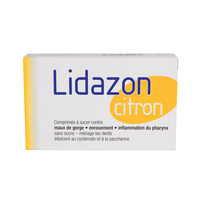 VIFOR PHARMA - Lidazon citron