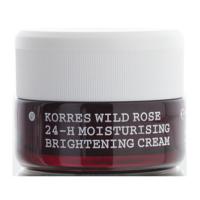 Korres - Wild roses 24h moisturing brightening creme