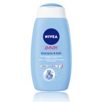 Nivea - Baby Shamppo & bath baby sensitive