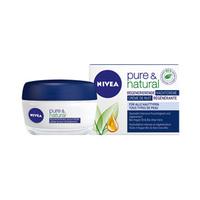 Nivea - Pure & Naturelle Crème de nuit regénérante