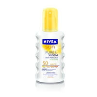 Nivea - Sun Pure&sensitive sun spray SP50