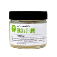 Schmidt's - Bergamot lime deodorant