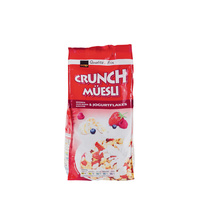 Coop Qualité&Prix - Crunch Muesli baies