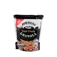 Jordan - Granola Super 3 seeds