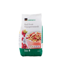 Naturaplan - KnusperMuesli Red fruits