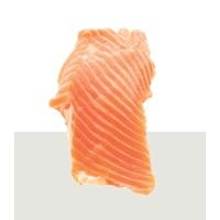 GLOBUS - Saumon fumé maison Bio nature au détail (Ecosse)