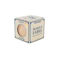 MARIUS FABRE - Savon de Marseille blanc brut sans huile de palme