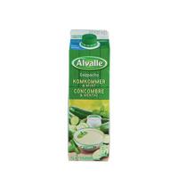 ALVALLE - Gazpacho concombre & menthe