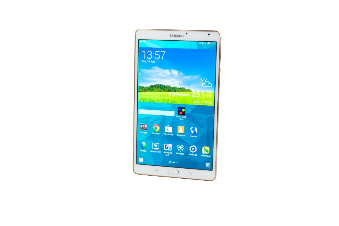 produit samsung galaxy tab s 8 4 16gb wifi frc. Black Bedroom Furniture Sets. Home Design Ideas