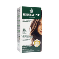 Herbatint - Gel colorante permanente 5 N
