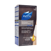 Phyto - Phytocolor, Coloration soin permanente 5 châtain clair