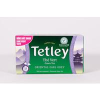 TETLEY - Earl Grey thé vert oriental
