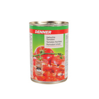 Denner - Tomates hachées