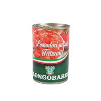 Longobardi - Pomodori pelati friturati